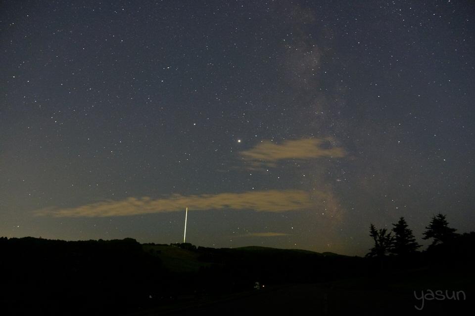 【2020年8月】ペルセウス座流星群を撮影【解説:星空の撮影方法】