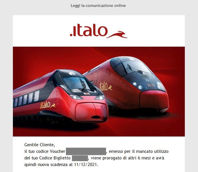 ITALO(イタロ)から返金手続きの案内メールが届いた話【バウチャーの換金方法】